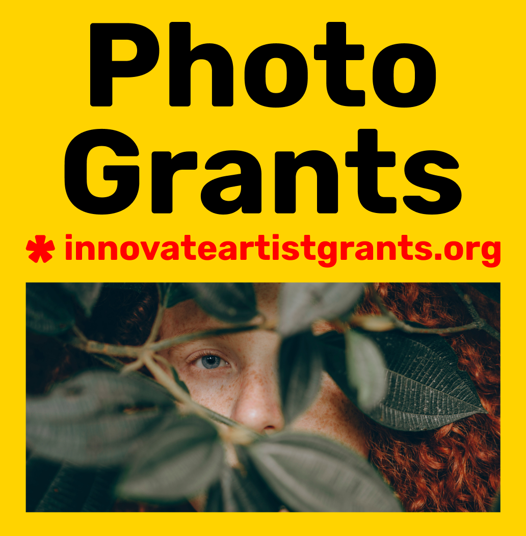 Call for Photographers – Innovate Grant Spring 2019 - logo