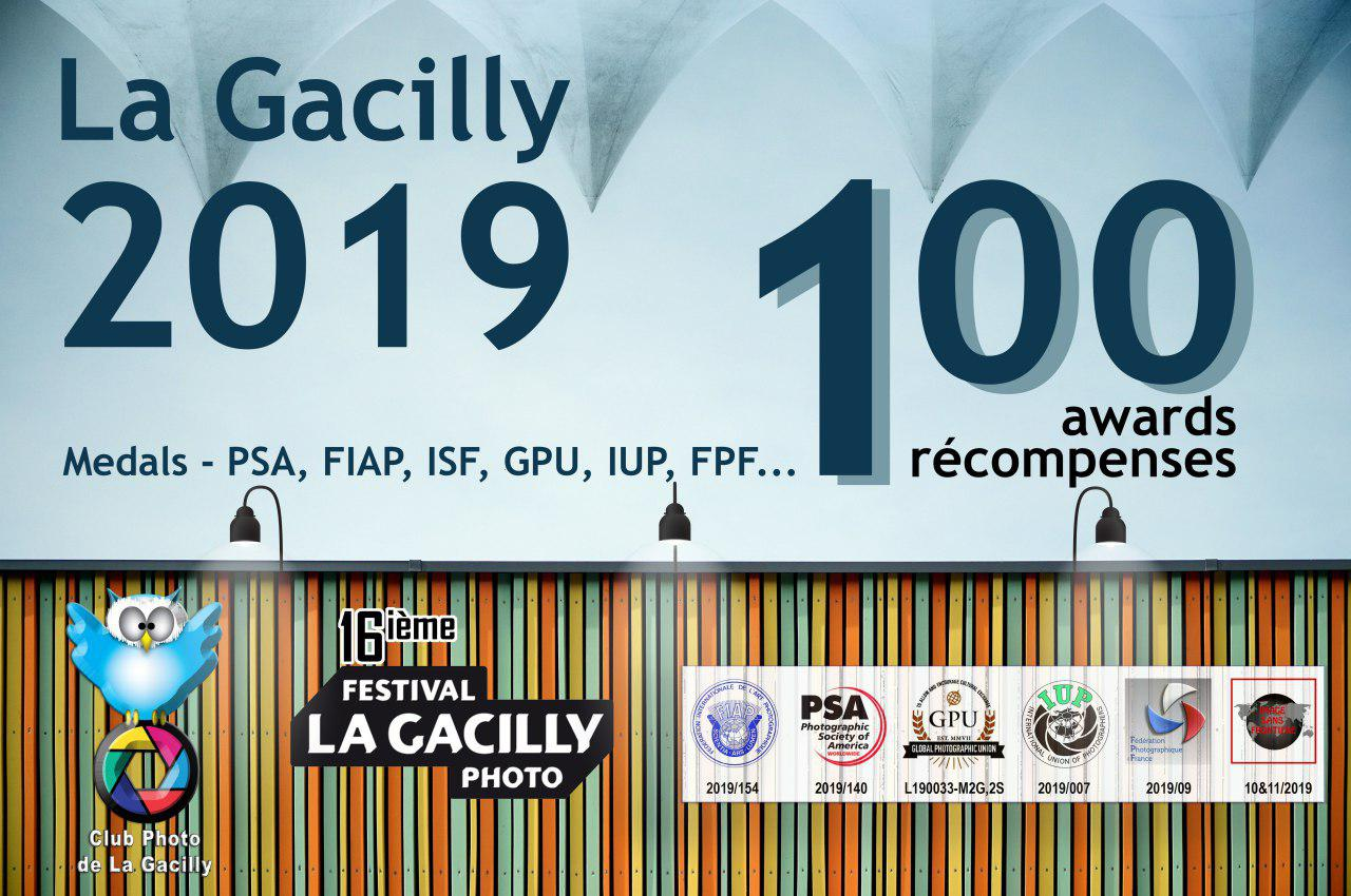 18th International Photo contest of La Gacilly - logo
