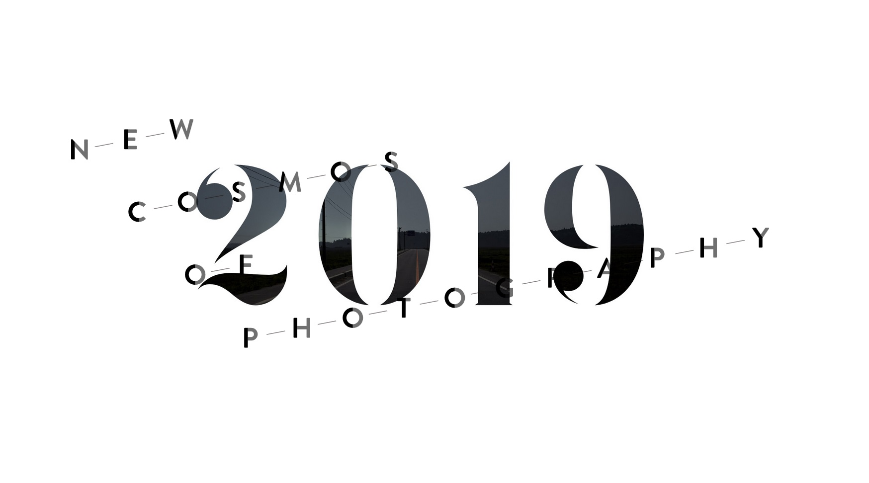 2019 New Cosmos of Photography by Canon - logo