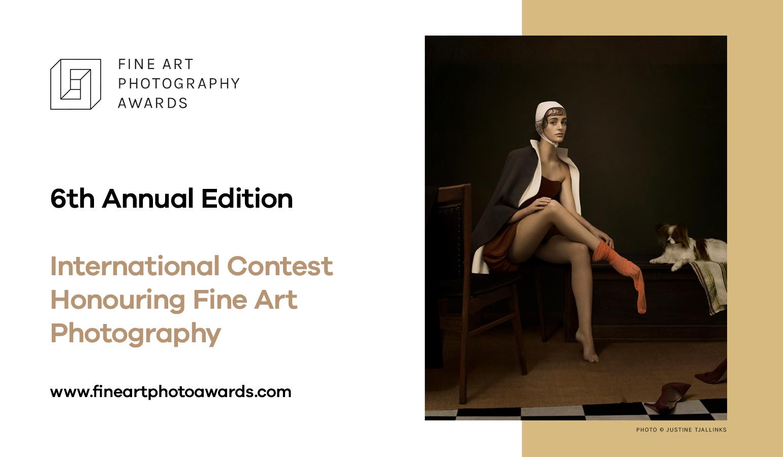 Fine Art Photography Awards 2020 - logo