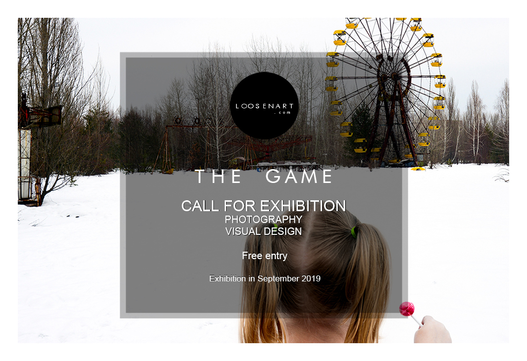 The Game│Call for Exhibition - logo