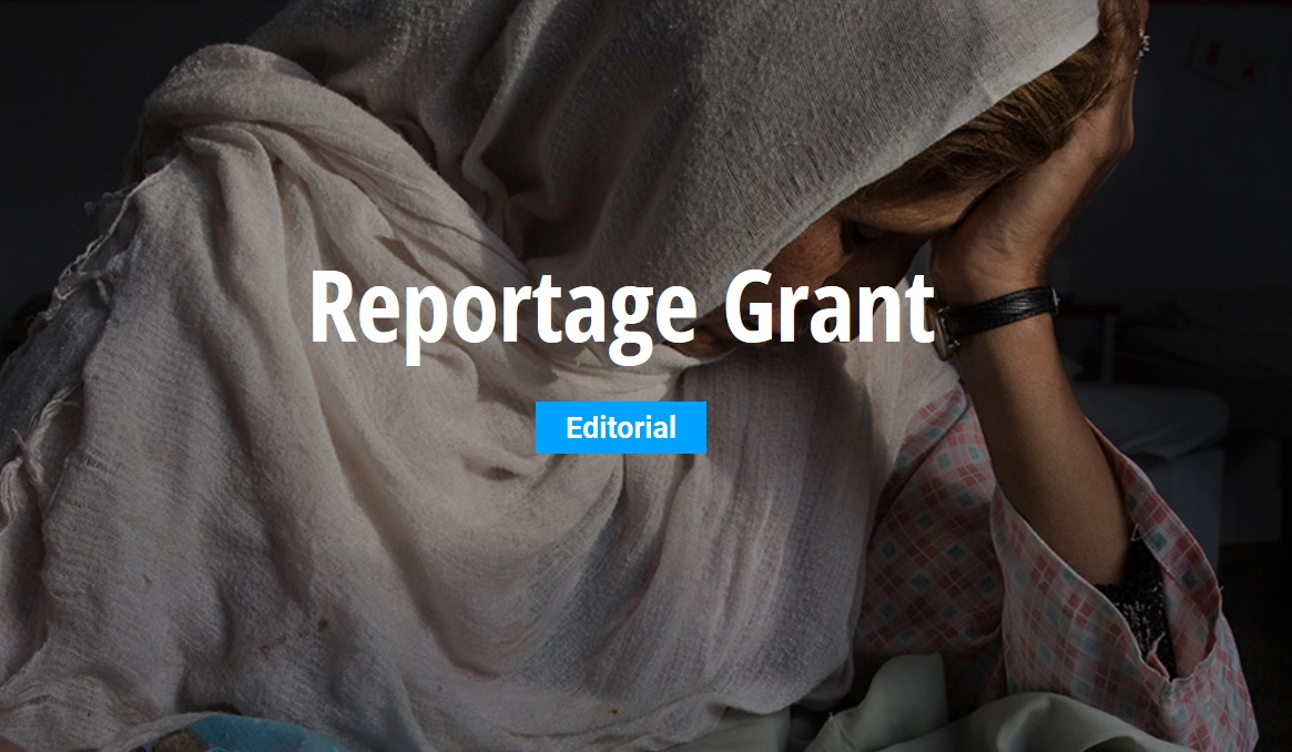 Getty Images Reportage Grant 2019 - logo