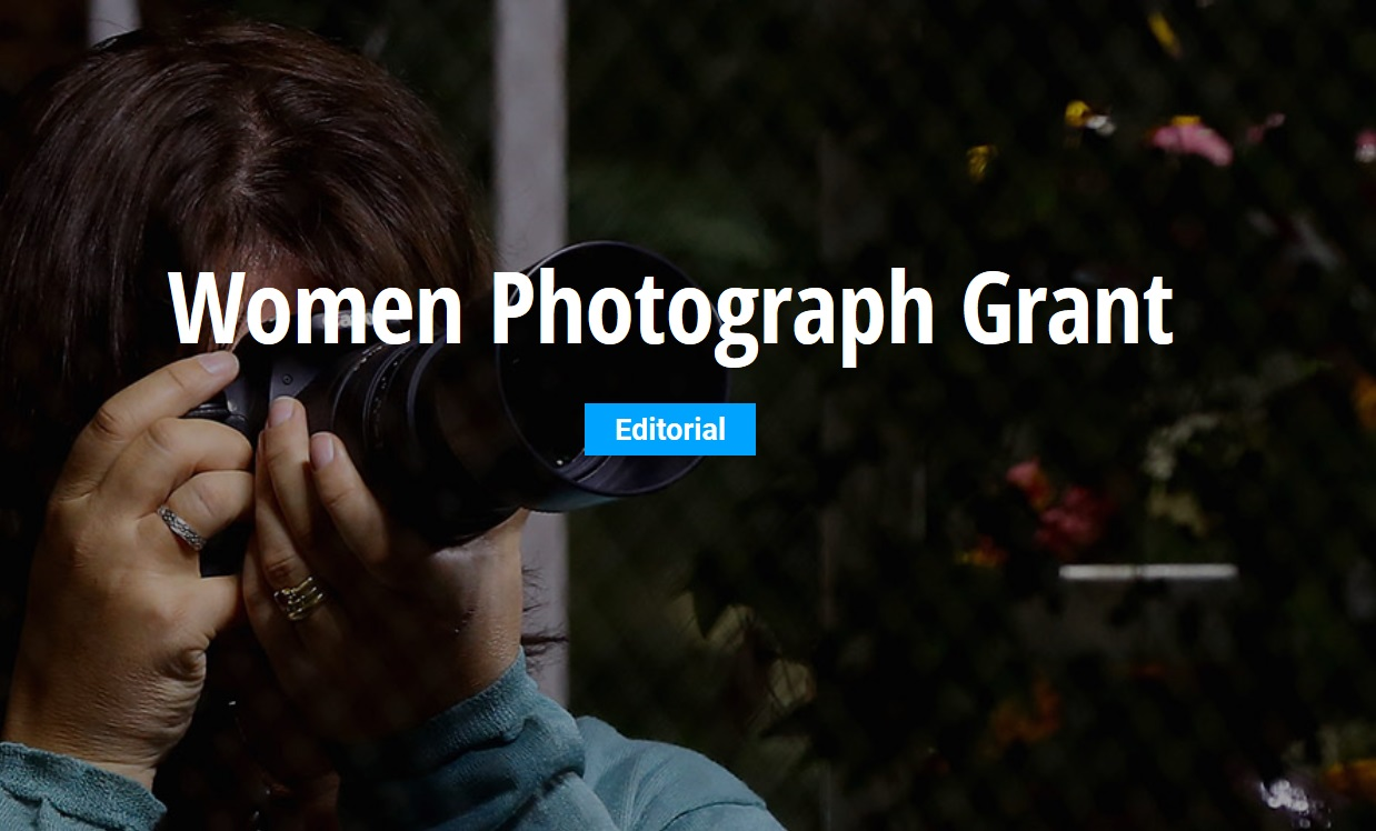 Getty Images Women Photograph Grant 2019 - logo
