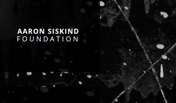 2019 Aaron Siskind Individual Photographer's Fellowship Grant - logo