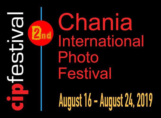 2nd Chania International Photo Festival - logo
