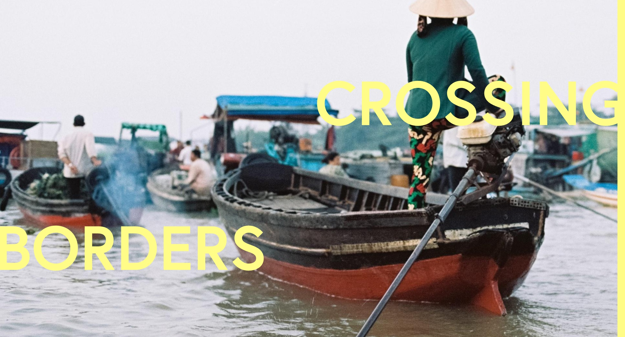 Crossing Borders 2019 - logo