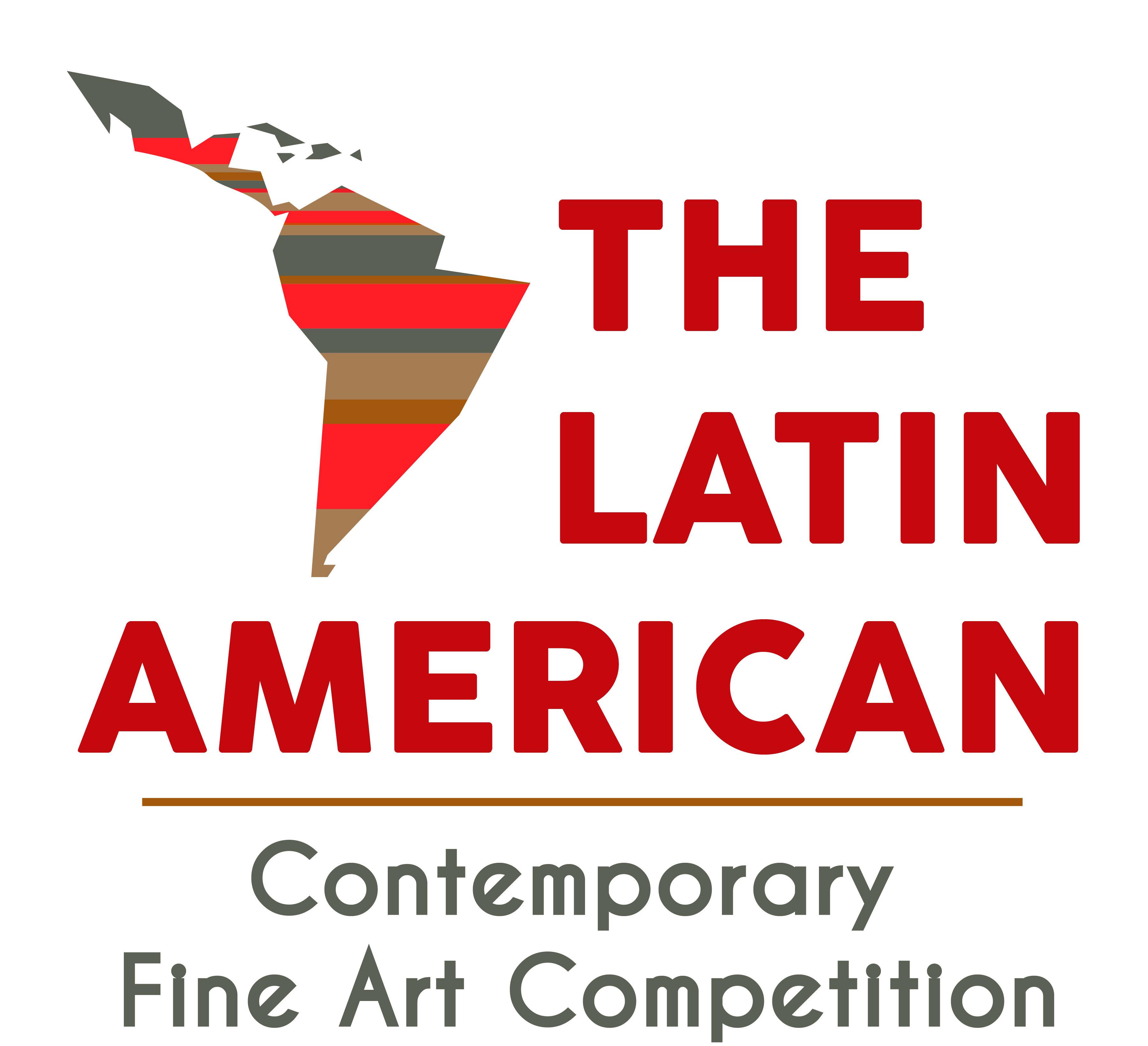 The Second Latin American Contemporary Fine Art Competition - logo