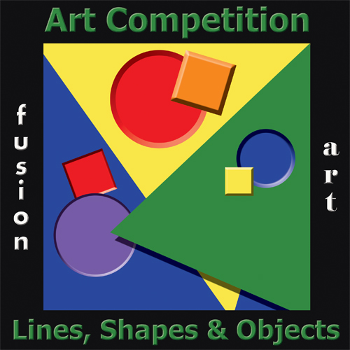 Lines, Shapes & Objects Art Competition | Photo Contest