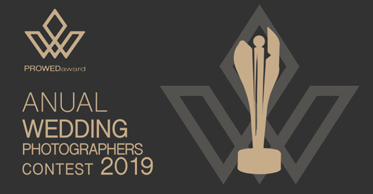 PROWED ANNUAL WEDDING PHOTOGRAPHERS CONTEST 2019 - logo