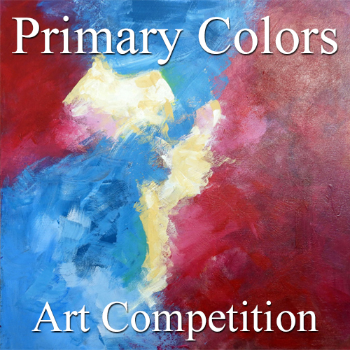 """""""Primary Colors"""" Online Art Competition - logo"""
