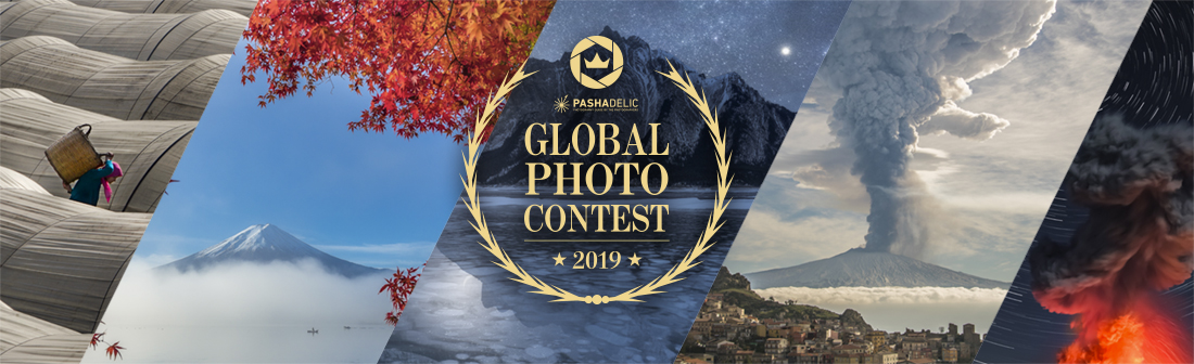 PASHADELIC Global Photo Contest 2019 - logo