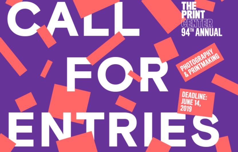 94th ANNUAL International Competition 2019 – The Print Center - logo