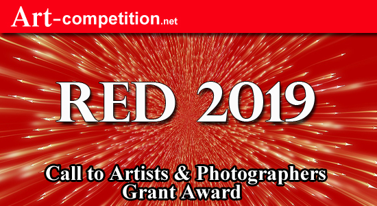 ART CALL TO ARTISTS AND PHOTOGRAPHERS – RED 2019 | Photo