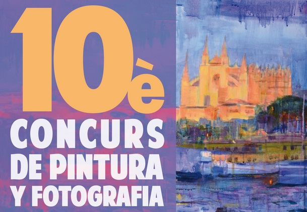 Port Authority of the Balearic Islands Paintings and Photography Competition 2019 - logo