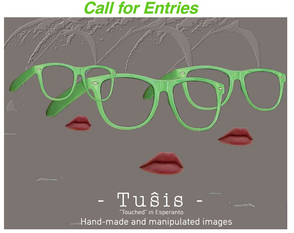 Tuŝis – Hand-made and Manipulated Images - logo