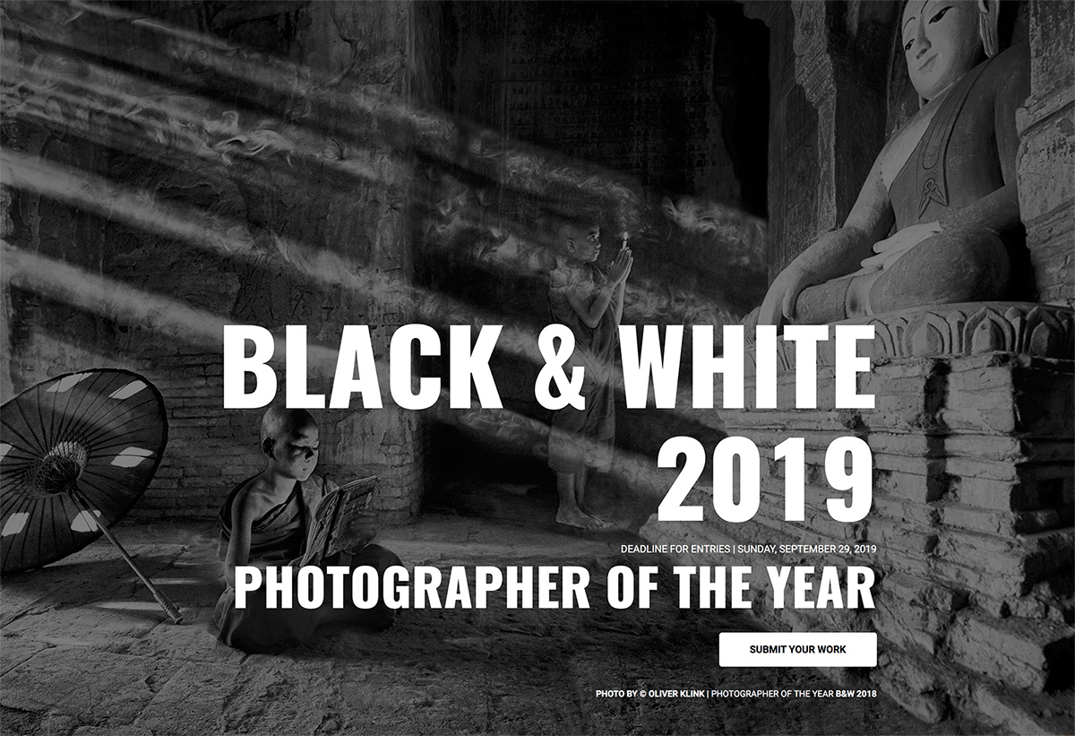 Black & White Awards 2019 - logo