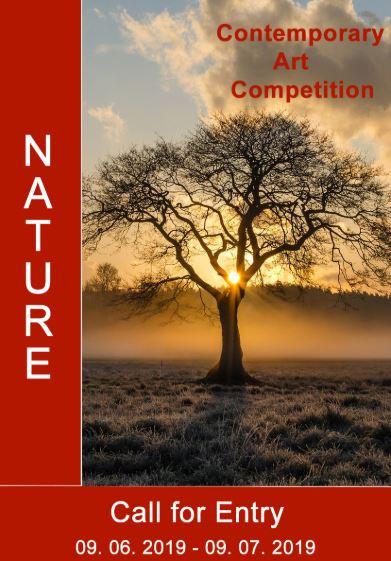 International Art Competition Nature 2019 - logo