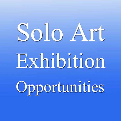 13th Solo Art Series – Solo Art Exhibition Opportunity - logo