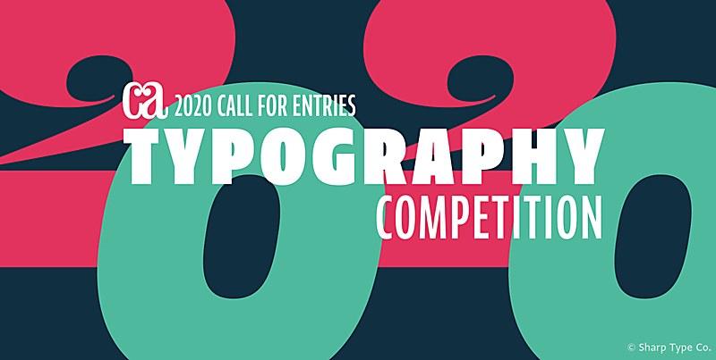 2020 Typography Contest - logo