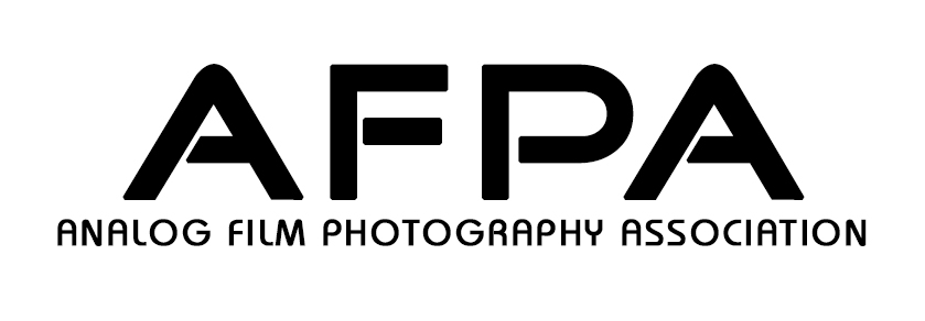Analog Film Photography Exhibition 2019 - logo