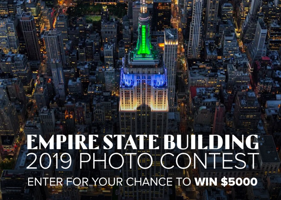 Empire State Building 2019 Photo Contest - logo