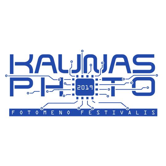 KAUNAS PHOTO 2019 Open Call & KAUNAS PHOTO STAR Award - logo