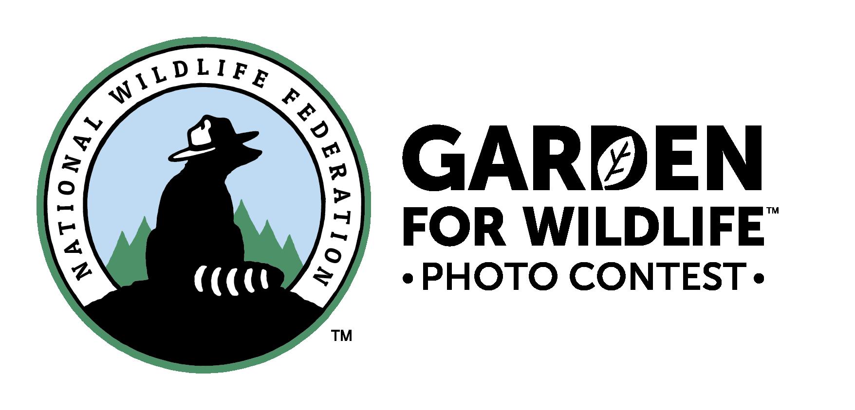 National Wildlife Federation Garden for Wildlife Photo Contest 2019 - logo