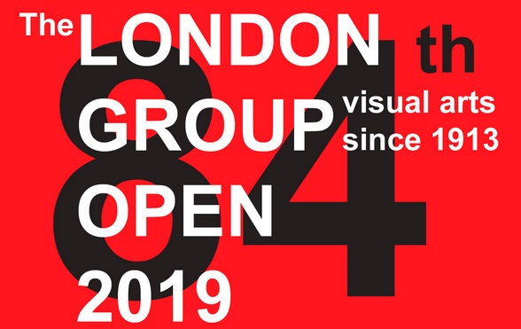 The London Group Open 2019 - logo