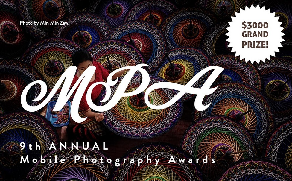 9th Annual Mobile Photography Awards 2019 - logo