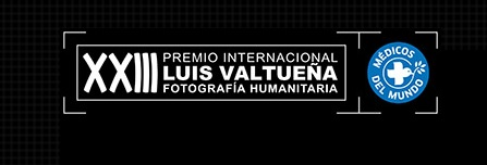 Luis Valtueña International Humanitarian Photography Award 2019 - logo
