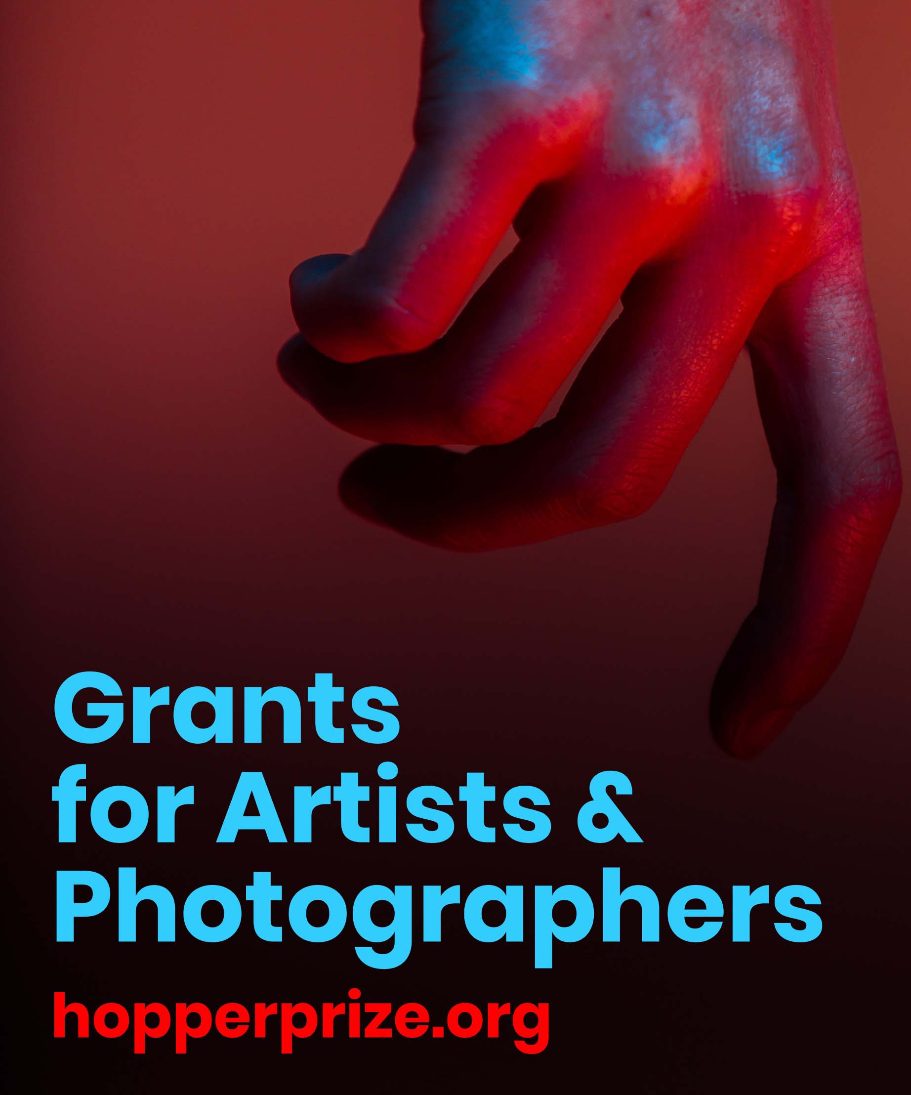 The Hopper Prize $1,000 Photography Grants - logo