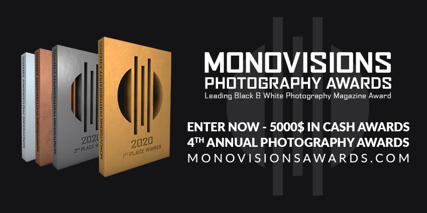 MonoVisions Photo Awards 2020 - logo