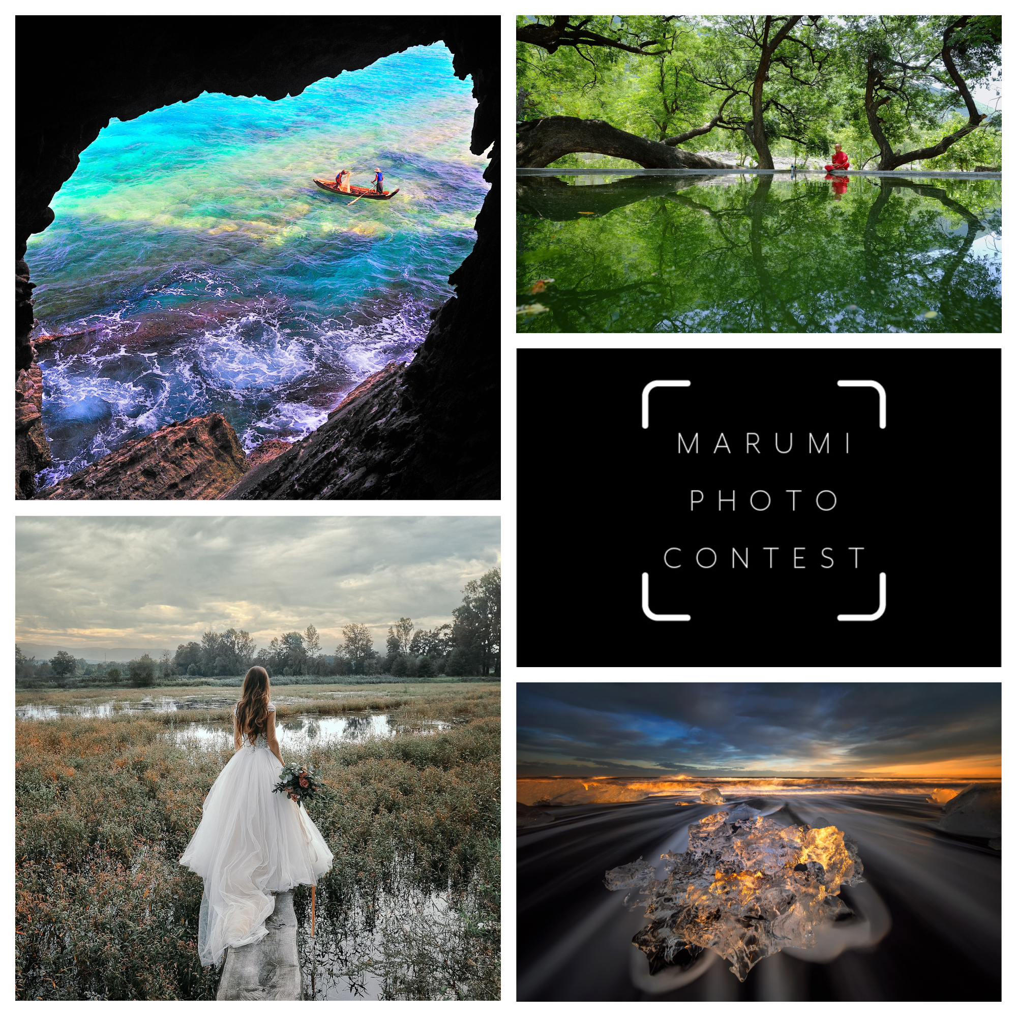 MARUMI Any portrait photography with filters - logo