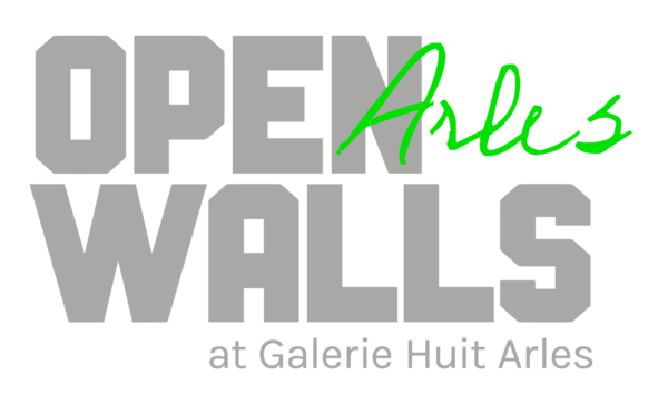 OpenWalls Arles 2020: Daily Life - logo