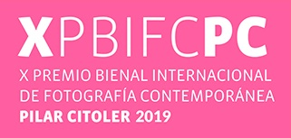 The Pilar Citoler International Biennial Prize for Contemporary Photography 2019 - logo