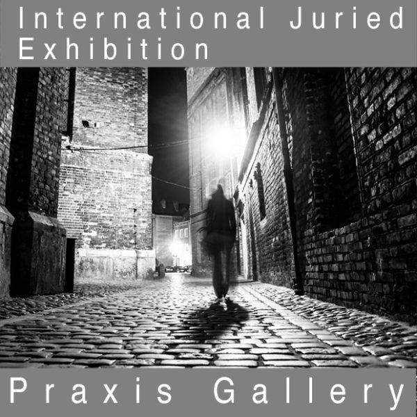 Theme | After Dark | Praxis Gallery - logo