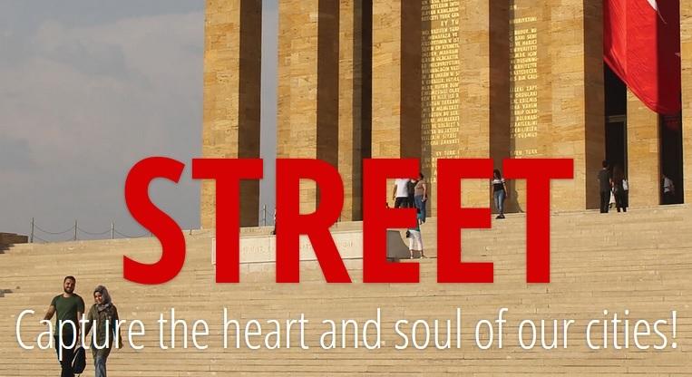 AAP Magazine#8: STREET - logo
