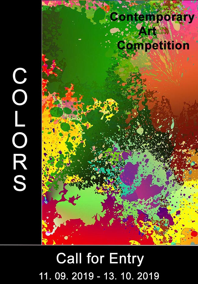 International Art Competition Colors - logo