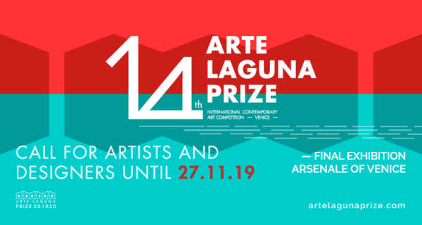 14th ARTE LAGUNA PRIZE – OPEN CALL - logo