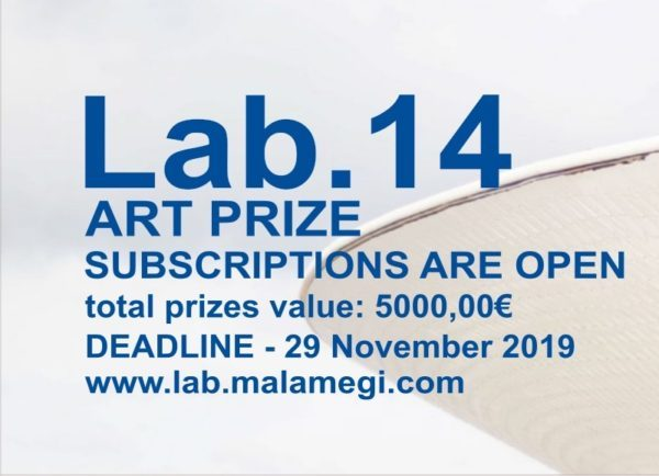 Lab.14 art contest