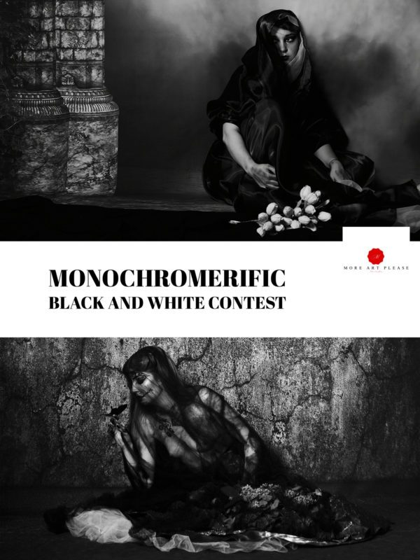 MONOCHROMERIFIC - black and white