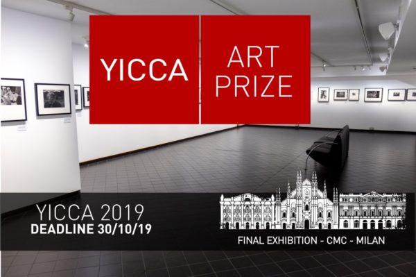 YICCA 2019 – International Contest of Contemporary Art - logo