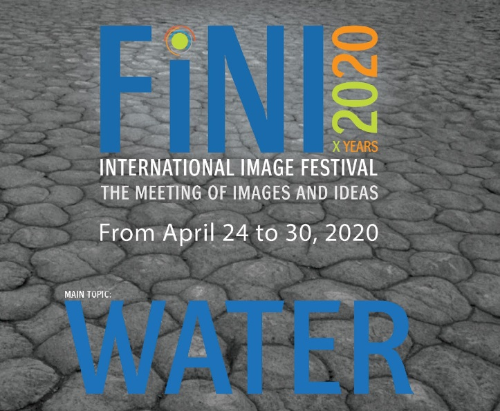 FINI International Image Contest 2020 WATER - logo