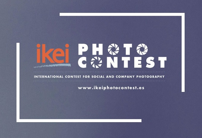 Ikei Photo Contest 2019 - logo