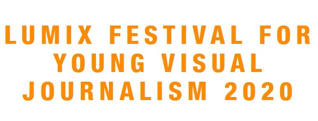 LUMIX Festival for Young Visual Journalism 2020 - logo