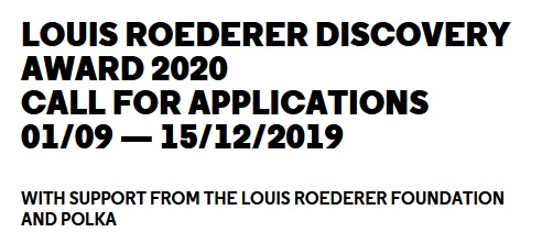 Louis Roederer Discovery Award 2020 - logo