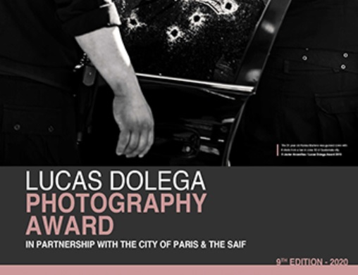 Lucas Dolega Photography Award 2020