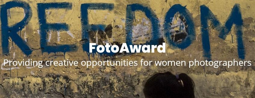 2019 Marilyn Stafford FotoReportage Award - logo