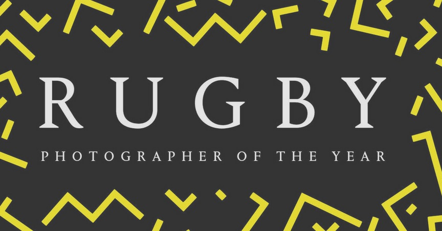 Rugby Photographer of the Year competition 2020 - logo