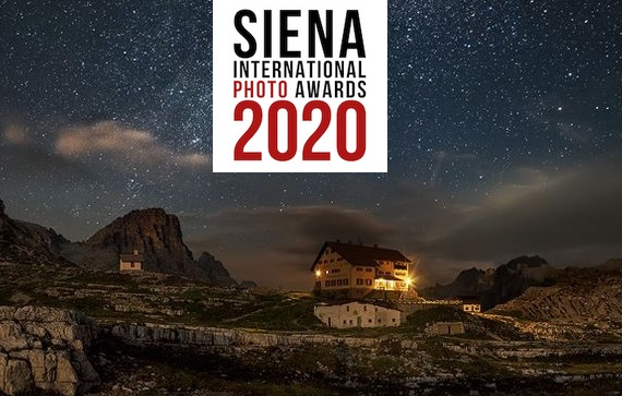 Siena International Photo Awards 2020 - logo